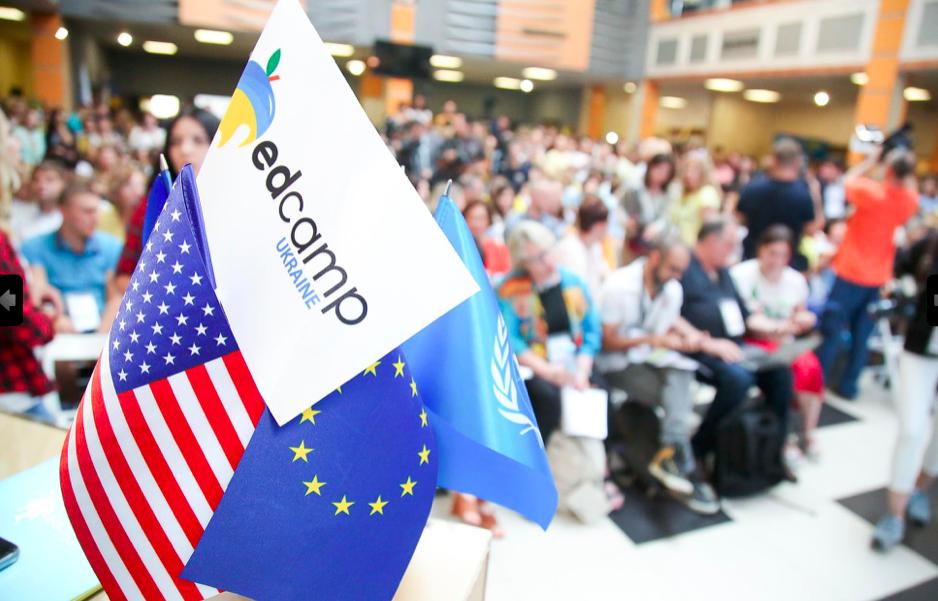 У Харкові триваєнаціональна (не) конференція EdCamp Ukraine