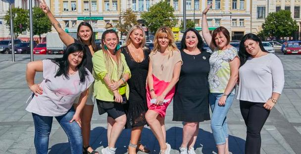 Проект для жінок з пишними формами стартує у Харкові