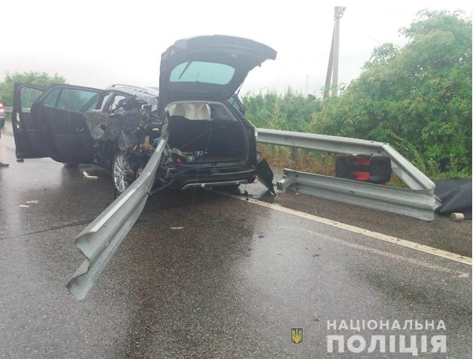 ДТП на Харківщині. Загинула 9-річна дівчинка
