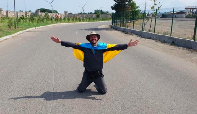 В Ірані відпустили арештованого за дрон харківського мандрівника