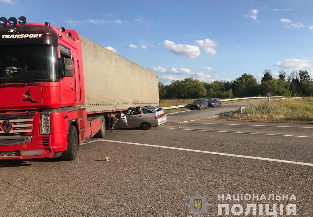 Заарештовано водія фури, який став учасником смертельної аварії
