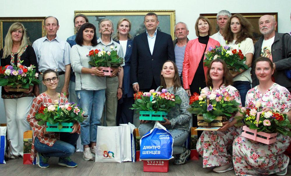 На Чугуївщині відзначили 175-річчя з дня народження Іллі Рєпіна