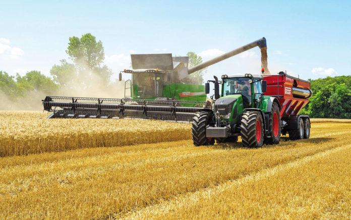 Область на другому місці за валовим виробництвом ранніх зернових